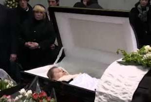 фото похороны ирины пороховщикова