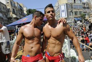 Главный гомосексуалист россии