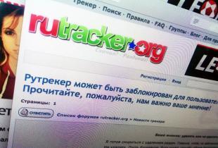 rutracker.org login
