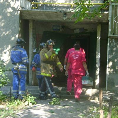 Владимир: детей, пострадавших отвзрыва газа, направили вНижний Новгород