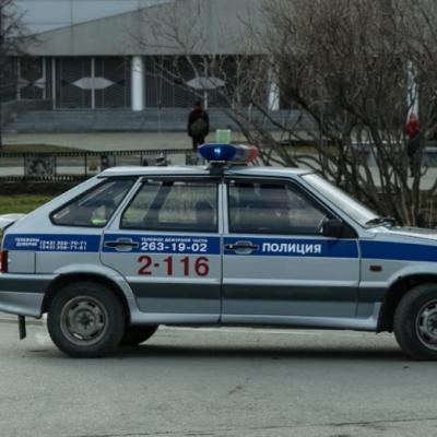 Погоня ДПС завершилась ДТП спожаром наУрале: погибли два инспектора