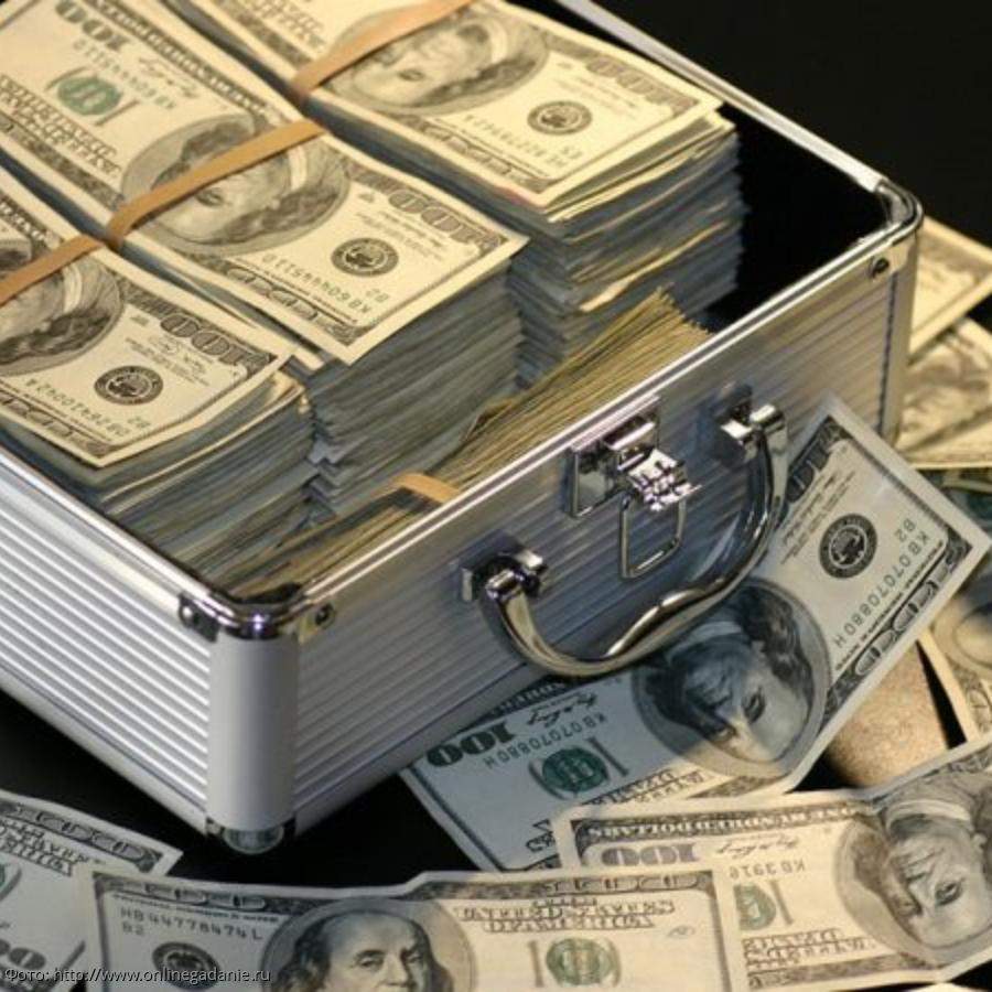 Фото доллара для печати аскона