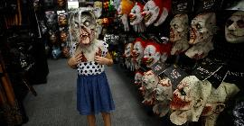 Halloween's horror - high tariff for holiday costumes