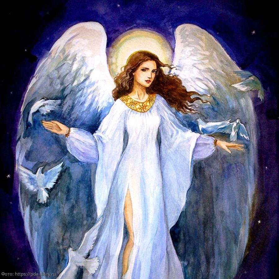 девочка картинки персональные ангелы там настройки камеры