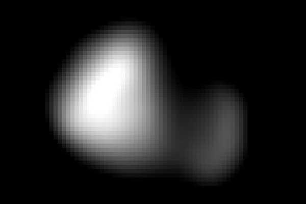 Получено изображение Кербера – спутника Плутона