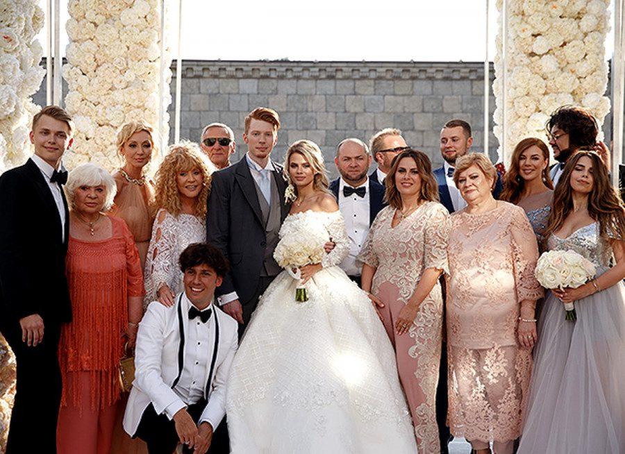 первая пресняков свадьба фото жены актриса