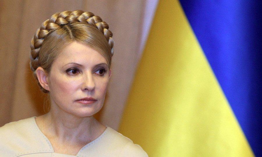 Тимошенко лидирует впрезидентском рейтинге вУкраинском государстве