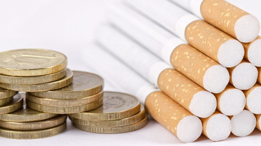 Увеличение акциза на табачные изделия электронные сигареты где купить петербург