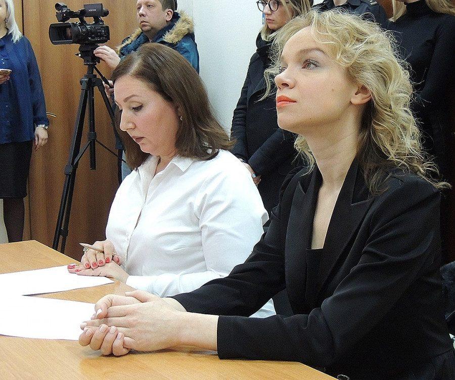 Прохор Шаляпин иВиталина Цымбалюк-Романовская познакомили собственных родителей