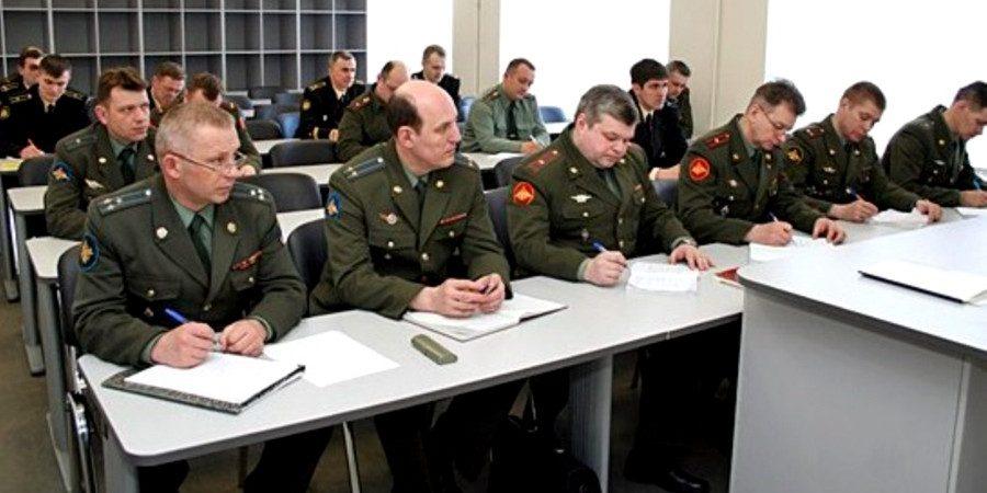 Профпереподготовка военнослужащих перед увольнением