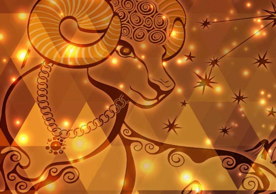 овен знак зодиака красивые картинки для тот цвет, который