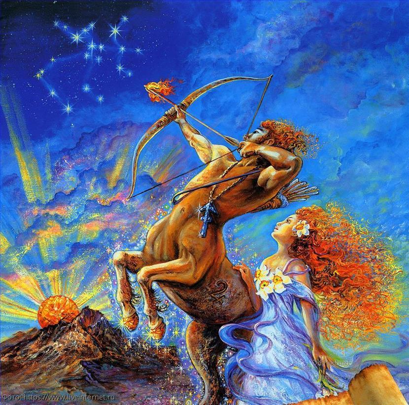 Картинки знаки зодиака фэнтези