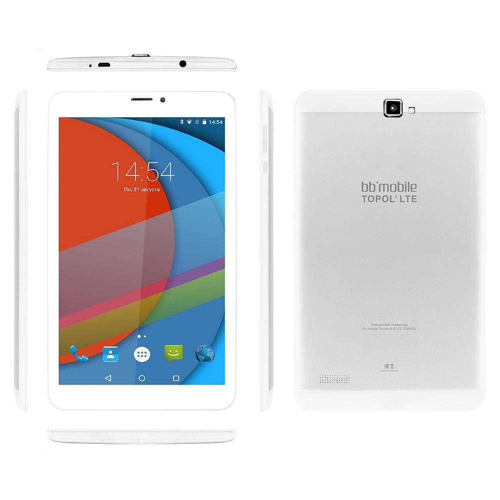 bb-mobile Techno 8.0 TOPOL' LTE TQ863Q