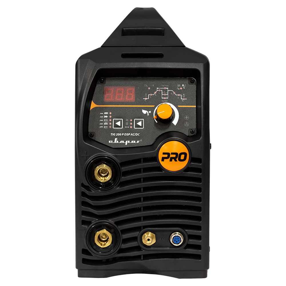 Сварог PRO TIG 200 P DSP AC/DC (Е201) (TIG, MMA)