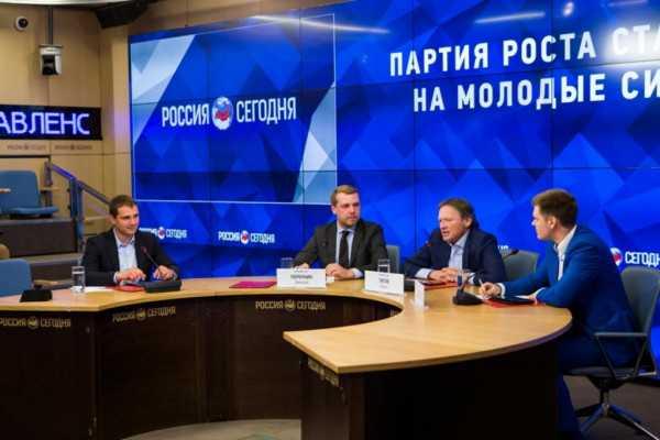 Кандидатом напост В. В. Путина отПартии роста стал Борис Титов