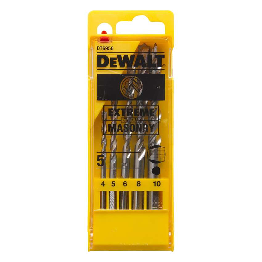 Набор сверл DeWALT DT6956-QZ, 5 шт.