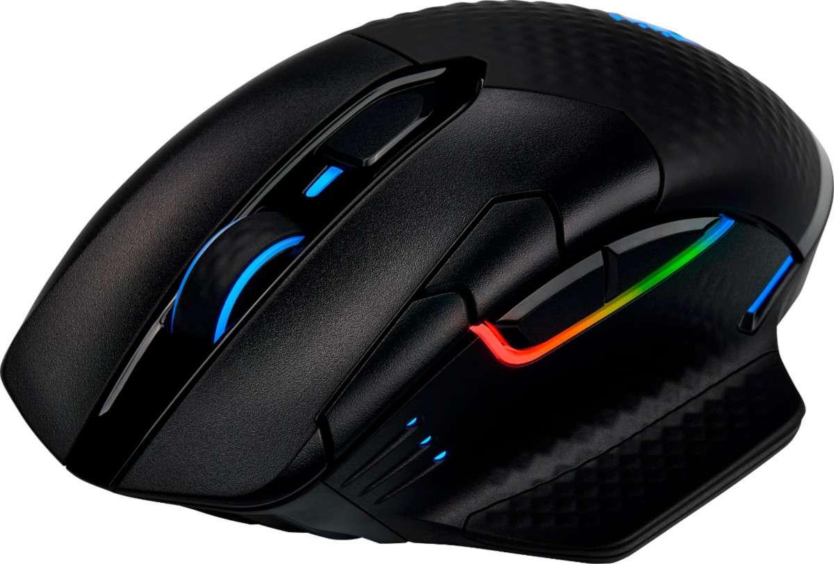 Беспроводная мышь Corsair Dark Core RGB PRO
