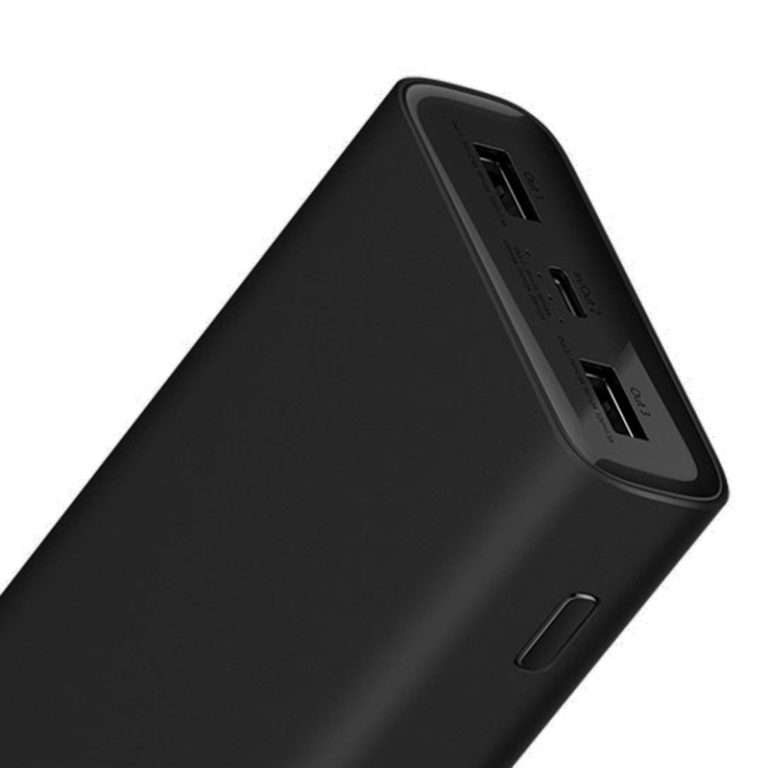 Аккумулятор Xiaomi Mi Power Bank 3 Pro 20000 (PLM07ZM)